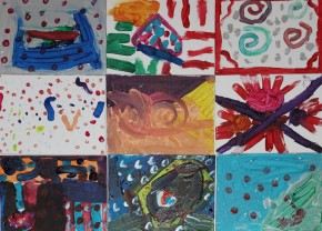Förderung gestalterischer Fähigkeiten als Teil der Kindergartenkonzeption