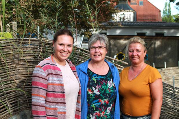 Team Sonnengruppe Kinderhaus Riederau